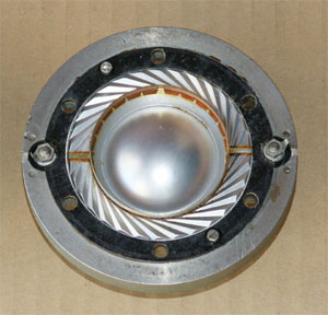 western electric 555Wの振動板